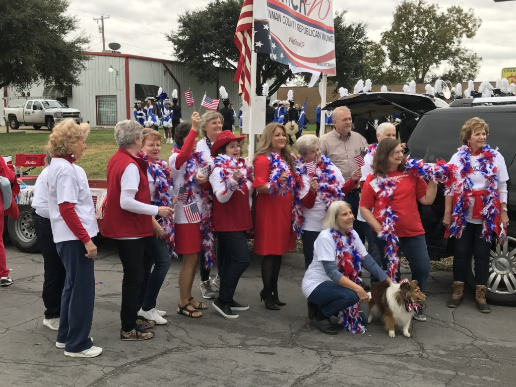 republican-women-waco-support-veterans | MCRW