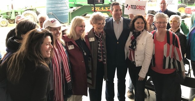 republican-women-waco-ted-cruz | MCRW